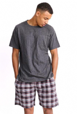 Men's Lounge Wear Short Set